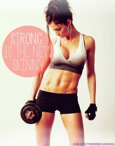 "Don't look like her? Guess you're not ""strong enough."""